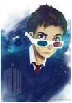 Doctor Who by Zoehi
