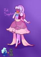 Pink sapphire - fanfusion by Doodle-Me-Dead