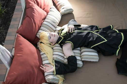 Sleepy Time by Dat-Ashe-Cosplay