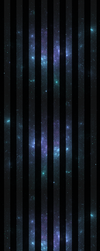 Opaque Vertical Space Stripes (Free to Use) by darkdissolution