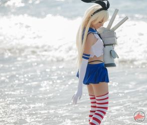 Want to race? - Shimakaze by MaySakaali