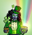 Happy St. Patrick's Day from SHODAN by DeepChrome