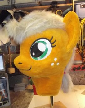 Sale Apple Jack Head Large by AtalontheDeer