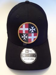 Knights Hospitaller Coat of Arms Cap / Hat by williammarshalstore