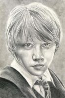 Ron Weasley by simple-sarah