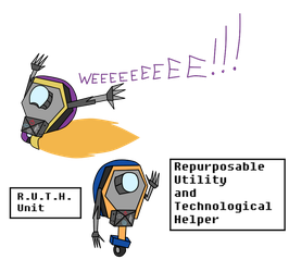 [E#] Introducing...R.U.T.H Units! by Prologue-9