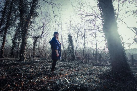 Deep in the woods by 2ndEyePhotography