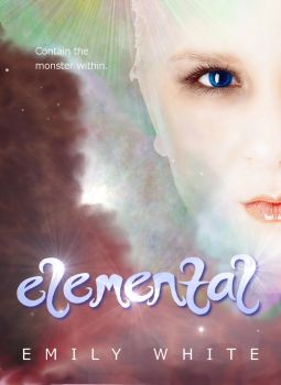 ELEMENTAL by Emily White cover by aspiring-x