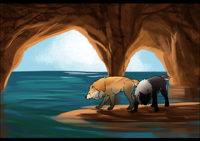 Caving for Leopia 6/6 by OMSisRPing