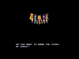 Sailor Moon Another Story 2: Perfect Edition 3 by PrinceEndymion88