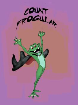 Count frogular by artlinerscum