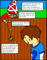 Totalitarianism - Hypnotism??? by ZoomtheHedgehog360