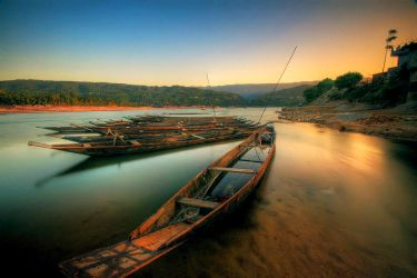 Jaflong I by ZiaulHoque