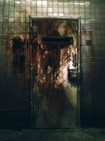 SCP-106 Door by cinemamind