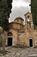 Old Monastery Stock 03 by AfarStock