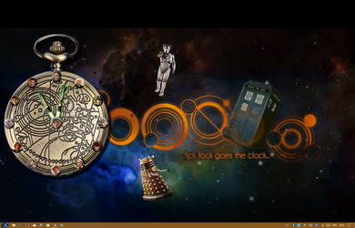 13 doctors(Full Screen) For Xwidget by DaveBreck