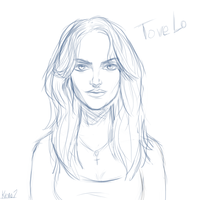 Tove Lo by gentlemankevs