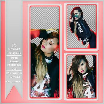 +Photopack Png - Demi Lovato 013 by LovationerOfHeart