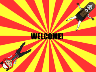 Welcome To My Page!! by adimetro00