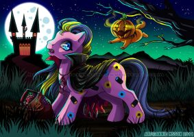 Trick or Treat by AnnieMsson