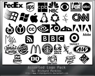 Assorted Logos by richardperkins