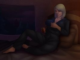 Hot Toddy by VenneccaBlind