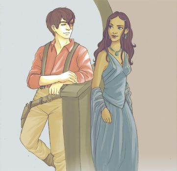 Firefly Zutara by Irrel