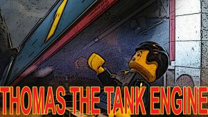 07 Thomas the Tank Engine and Friends TITLE CARD by Digger318