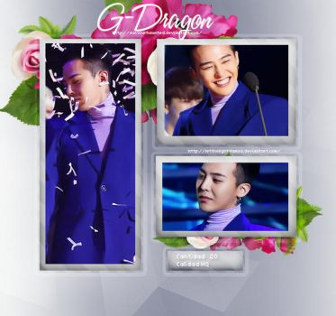 + Photopack #26 G-DRAGON {BIGBANG} by SaviourHaunted