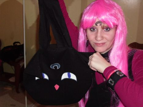 Halloween 2010 Me and the bag by QTZephyr