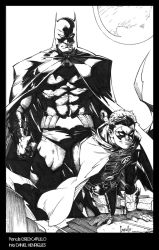 Batman and Robin by prodigal-son