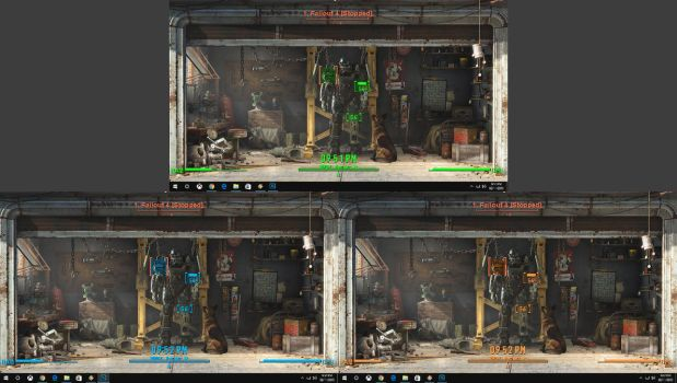 Fallout 4 HUD (4.0) - Rainmeter Skin by halo4guest