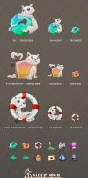 ICON-Kitty WEB by RachelSuen
