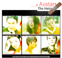 The Heirs (icons) #2 - Size 200 x by victoricaDES