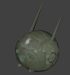 Sphere Drone Security by wbyrd