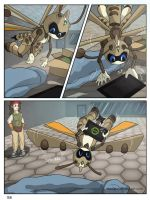page 158 - Rebirth - Suzumega Medabot by AltairSky