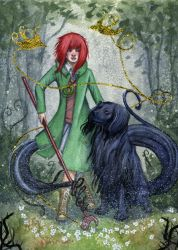 The Ancient Magus Bride by AmandaRamsey