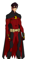 Red Robin YJ Design by BobbenKatzen