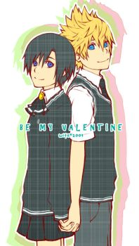 KHS series: Valentine's Day by semokan