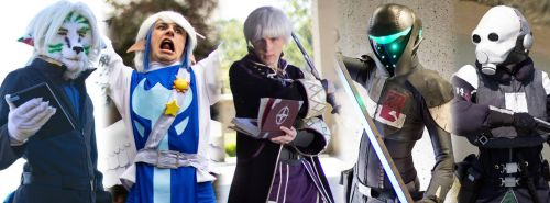 Cosplay Banner 2016 by TimmCosplay