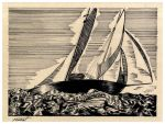 Sailboat by fizz1173