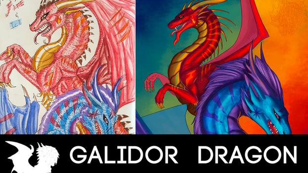 Improve your drawings fast! by Galidor-Dragon