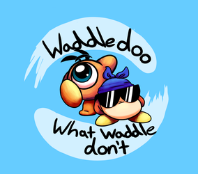 Waddle Don't by 1Bridgeyboo