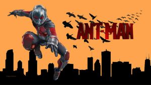 ANT-MAN  City 3 by Curtdawg53