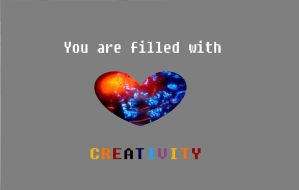 Fanmade Undertale Trait #10: CREATIVITY by Phoenix-Prime-3000
