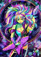 Neon music by Ashdei-san