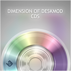 Dimension Of Deskmod Cds by BlueMalboro