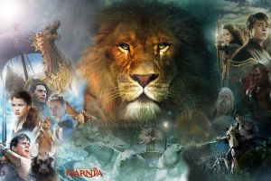 Narnia: The Pevensie Trilogy by Archer-AMS