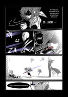 X-TALE (Pag 58) by JakeiArtwork