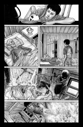 From1000 Nightmares, coming to Comixology in 2017. by Renan-Shody